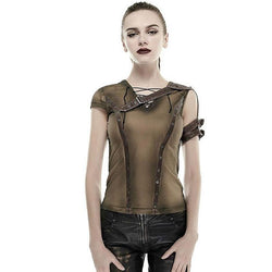 Steampunk Urban Warrior T-shirt