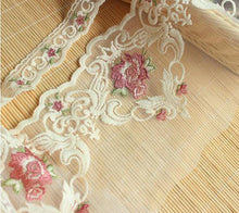 Load image into Gallery viewer, 1.5 meters Colored Flower Lace - Go Steampunk