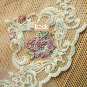 1.5 meters Colored Flower Lace - Go Steampunk
