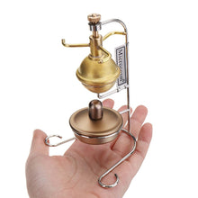Load image into Gallery viewer, Micro Scale Full Metal Steam Engine - Go Steampunk