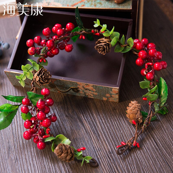 Forest Flower Headband