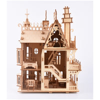 Victorian Mansion Model Kit - Go Steampunk