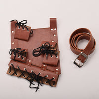 Waistbelt Scabbard For Rapier Etc. - Go Steampunk