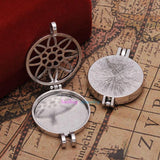 Aromatherapy Diffuser Locket With Pads - Go Steampunk