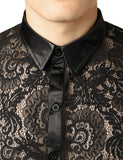 Men's Lace Shirt - Go Steampunk