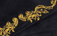 Embroidery Banquet Pants - Go Steampunk