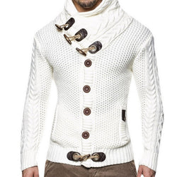 Vintage Toggle Closure Sweater - Go Steampunk