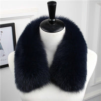 Genuine Fox Fur Collar C - Go Steampunk