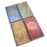 Mysterious Magnet Buckle Magic Notebook Diary
