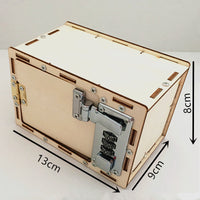 DIY Lock Box Building Kit - Go Steampunk