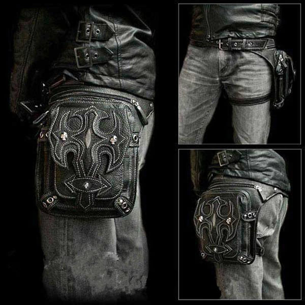 Steampunk Outlaw Bag