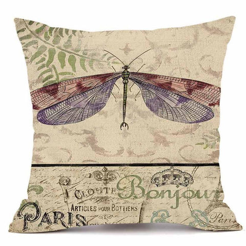 Velvety Steampunk Decorative Pillow Cover A - Go Steampunk