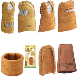 High Quality Thick Cowhide Thimble - Go Steampunk