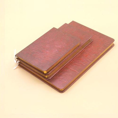 Vintage Writing Hard Cover Notebook Diary Journal