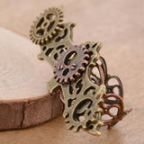 Adjustable Steampunk Gear Ring - Go Steampunk