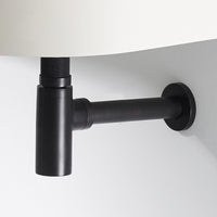 Luxury Rubbed Bronze P Trap With Pop Up Drain - Go Steampunk