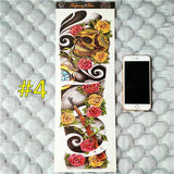 Waterproof 3d Arm Sleeve Temporary Tattoo 4 - Go Steampunk