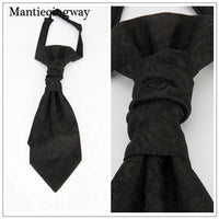 Classic Polyester Double Neck Tie - Go Steampunk