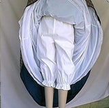 White Victorian Summer Bloomers