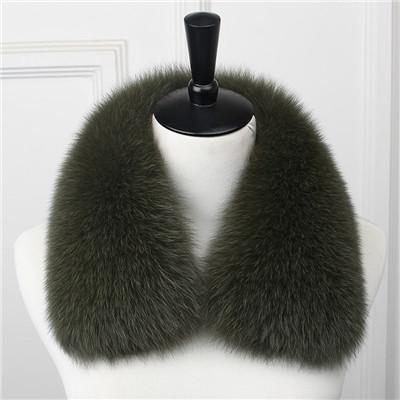 Genuine Fox Fur Collar