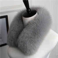 Genuine Fox Fur Collar - Go Steampunk