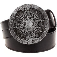 Load image into Gallery viewer, Aztec Belt 4 - Go Steampunk