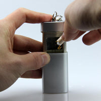 Portable Electronic USB Rechargeable Flameless Lighter - Go Steampunk
