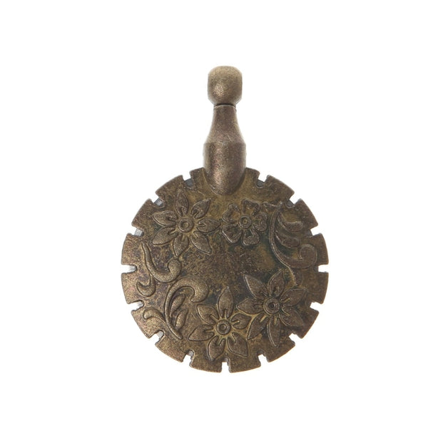 Antique Style Thread/Yarn Cutter Pendant