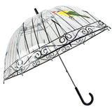 Transparent Bird Cage Umbrella - Go Steampunk