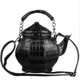 Teapot Shaped Handbag