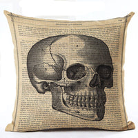 Variety Vintage Cushion Covers - Go Steampunk