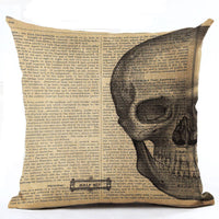 Variety Vintage Cushion Covers 43x43 cm / 12 - Go Steampunk