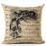 Variety Vintage Cushion Covers 43x43 cm / 23 - Go Steampunk