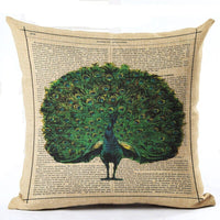 Variety Vintage Cushion Covers 43x43 cm / 6 - Go Steampunk