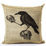 Variety Vintage Cushion Covers 43x43 cm / 11 - Go Steampunk
