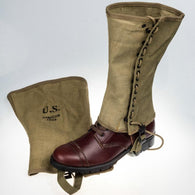 CANVAS GAITERS/SPATS