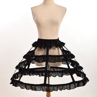 Vintage Victorian Petticoat Underskirt for Ball Gown