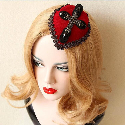 Women's Cross Fascinator