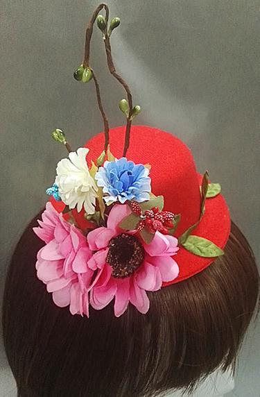 Fairy Party Fascinator - Go Steampunk