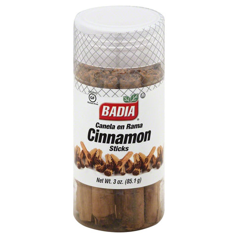 BADIA: Cinnamon Sticks, 3 Oz