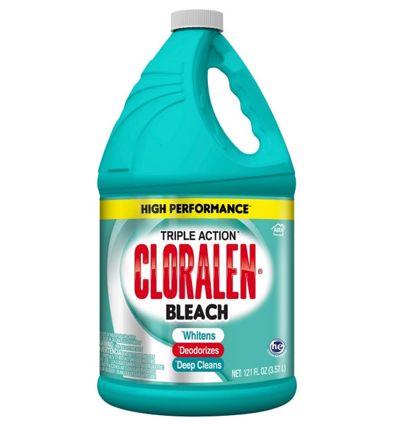 CLORALEN: Triple Action Bleach Original, 121 fl oz
