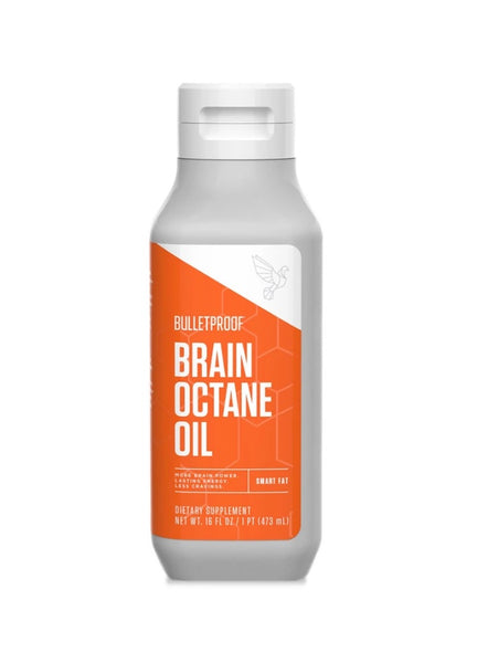 BULLETPROOF: Brain Octane Oil, 16 oz