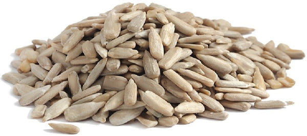 BULK SEEDS: Raw Kernel Sunflower Seed, 50 lb