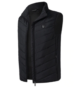 Winter Warm USB Battery Heated Vest
