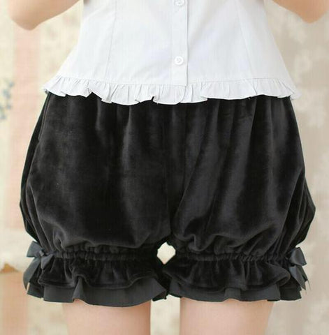 Soft Sister Plush Bloomers