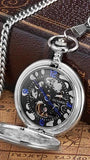 New Design Luxury Skeleton Watch