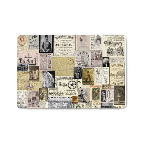 Antique Ads Mat