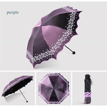 Load image into Gallery viewer, Paradise Full Color Umbrella - Go Steampunk