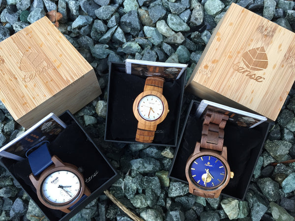 A New Look For The Originial Wooden Watch