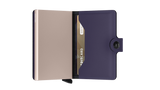 Secrid MiniWallet Matte Purple/Rose RFID Secure Wallet-authorized Dealer-mini-wallet Leather